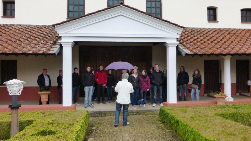 Konzertreise ins saarland stadt und feuerwehrkapelle for Villa eintracht